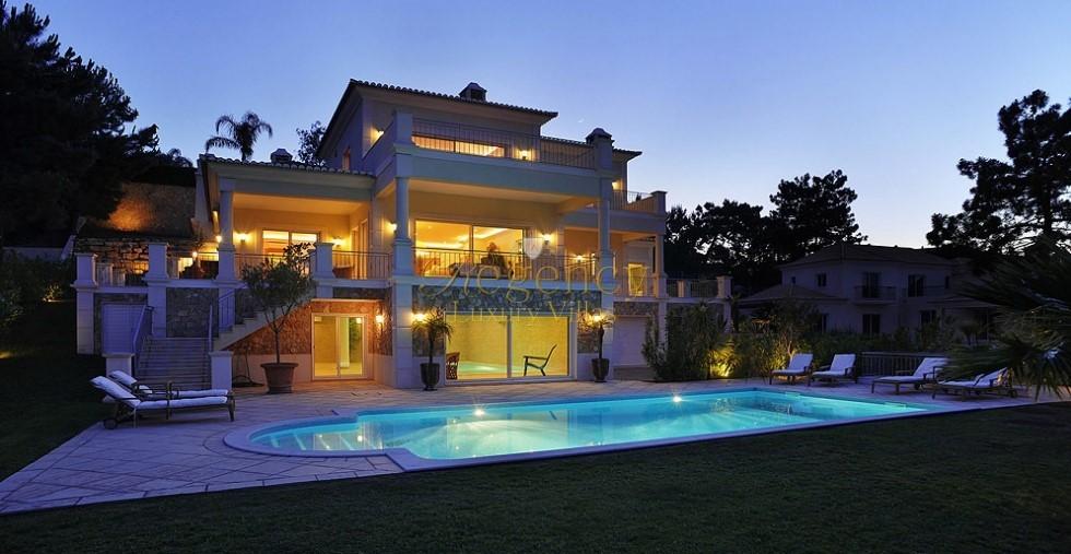 To Rent 6 Bedroom Luxury Villa In Quinta Do Lagos Villa Topaz RLV 1