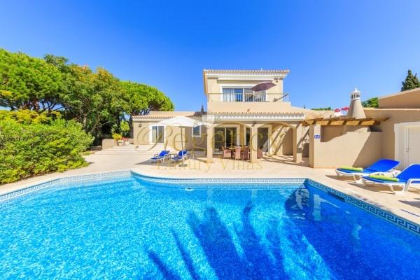Vale Do Lobo 4 Bedroom Luxury Villa To Rent Portugal Regency Luxury Villas