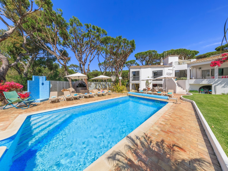 Vale Do Lobo 7 Bedroom Villa To Rent With Games Room Regency Luxury Villas