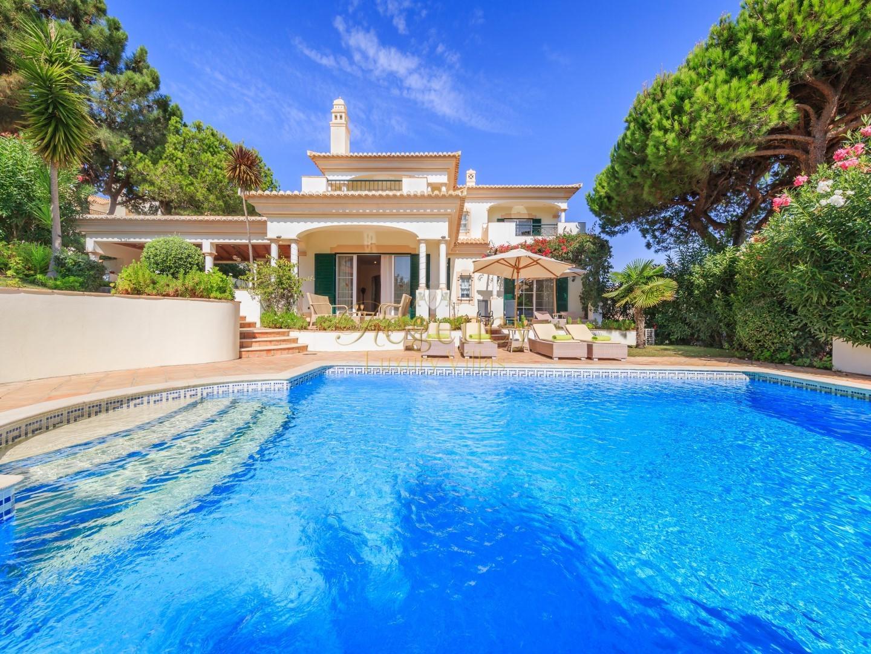 Vale Do Lobo 4 Bed Villa To Rent With Pool Algarve Regency Luxury Villas 1
