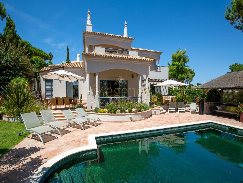 4 Bedroom Villa To Rent In Vale Do Lobo Villa Silica Regency Luxury Villas 1