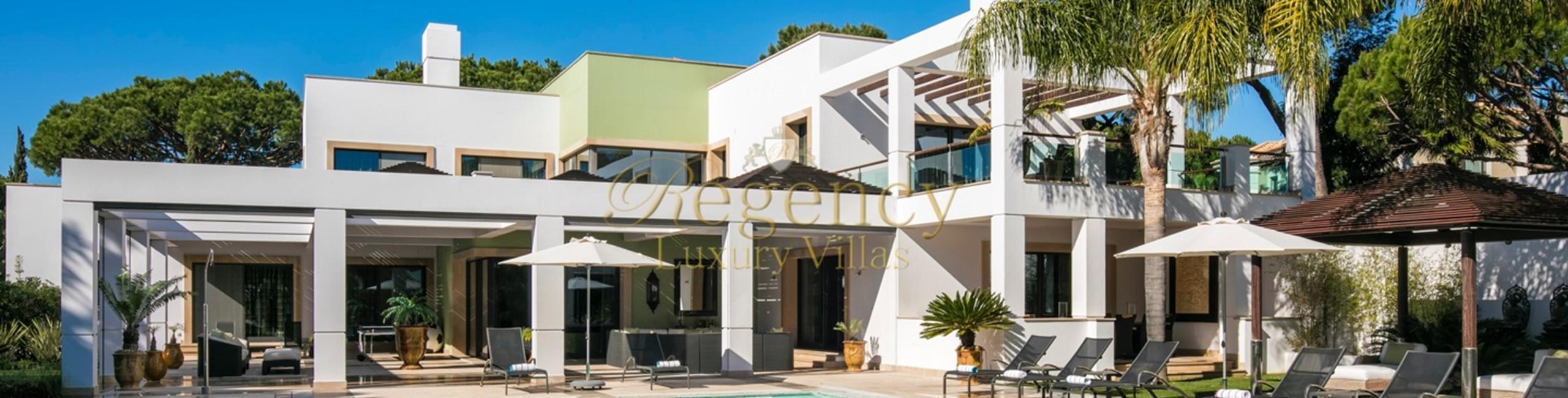 Villa To Rent In Quinta Do Lago 6 Bedroom Villa Rental Regency Luxury Villas