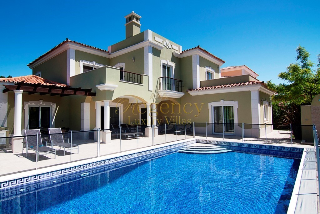 5 Bedroom Villa To Rent In Quinta Do Lago Regency Luxury Villas 1