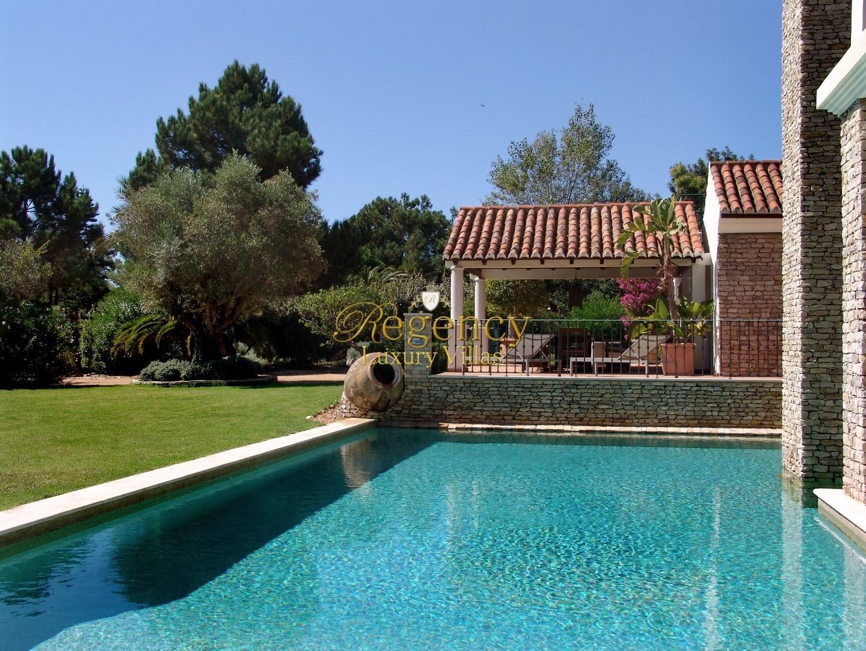 5 Bedroom Luxury Villa To Rent In Quinta Do Lago With Private Pool Regency Luxury Villas 2