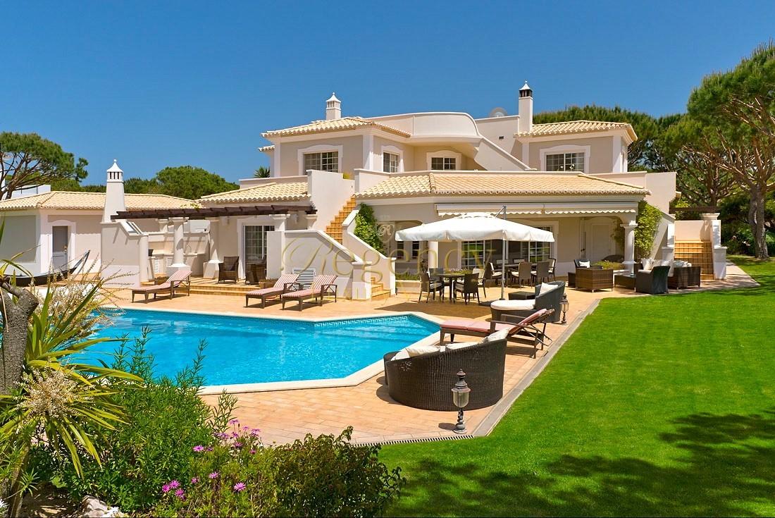 4 Bed Villa To Rent In Quinta Do Lago Algarve Regency Luxury Villas 1