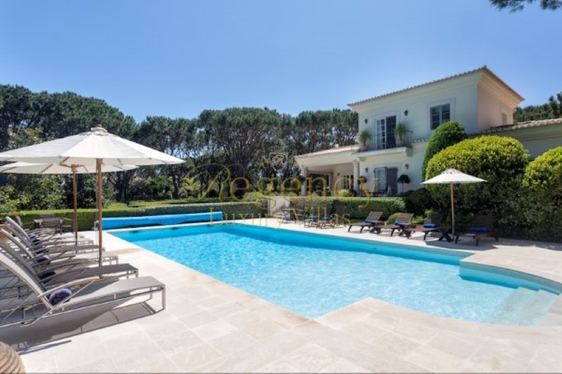 5 Bedroom Luxury Villa To Rent In Quinta Do Lago Regency Luxury Villas 1