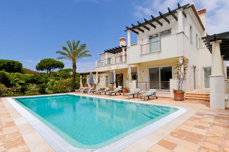 5 Bedroom Villa To Rent In Quinta Do Lago Regency Luxury Villas 1