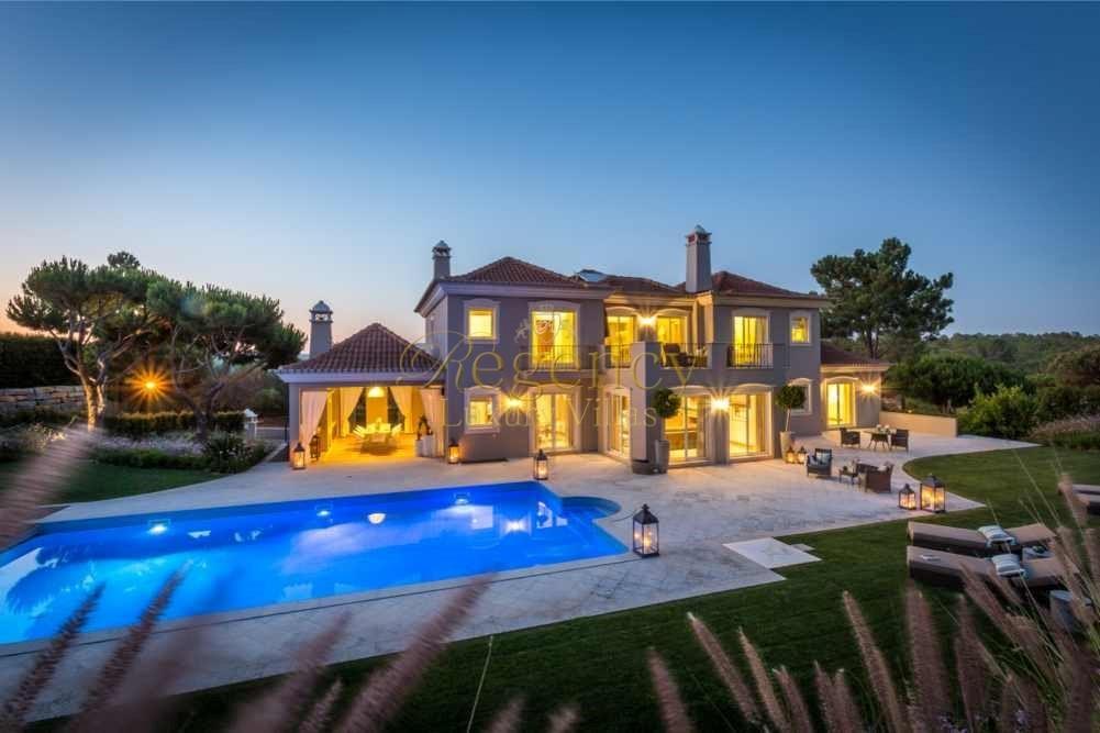 5 Bed Villa To Rent In Quinta Do Lago Algarve Regency Luxury Villas 1