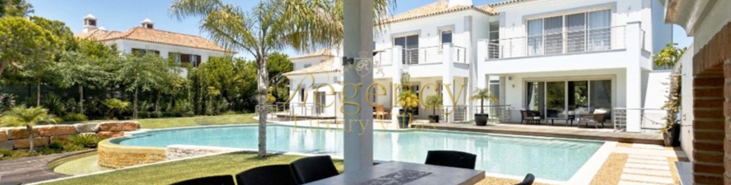 6 Bedroom Villa Rental Quinta Do Lago Luxury Villa Rentals RLV 1