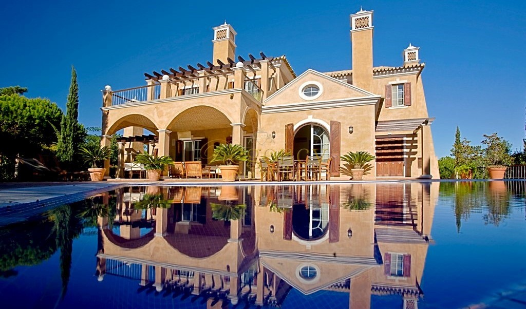 Luxury 5 Bed Villa To Rent Family Holidays In Quinta Do Lago Portugal Regency Luxury Villas 1