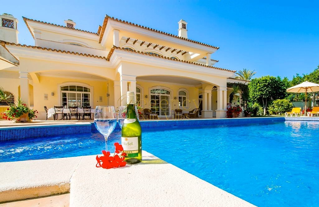 Quinta Do Lago 5 Bed Luxury Villa To Rent With Private Pool RLV 4