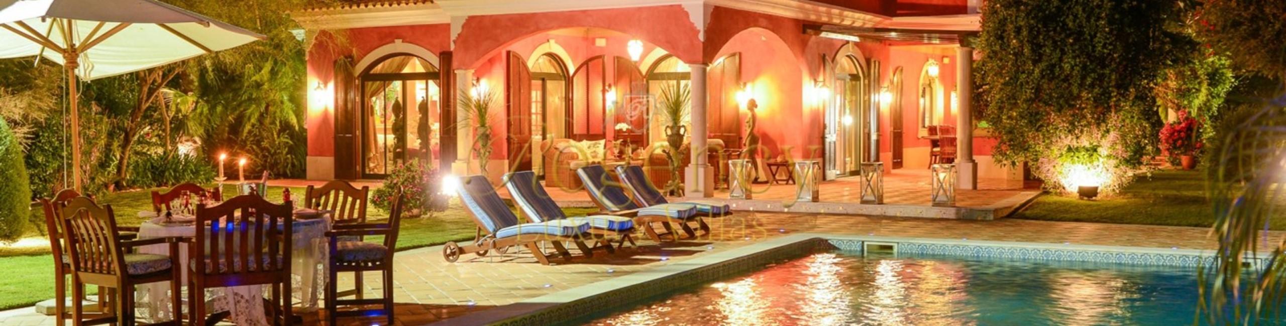 5 Bedroom Luxury Villa To Rent In Quinta Do Lago Regency Luxury Villas 1