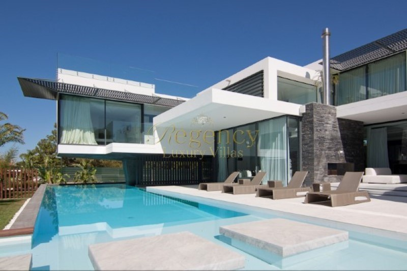 Luxury Villa Rental 4 Bed With Cinema And Games Room In Quinta Do Lago RLV 1