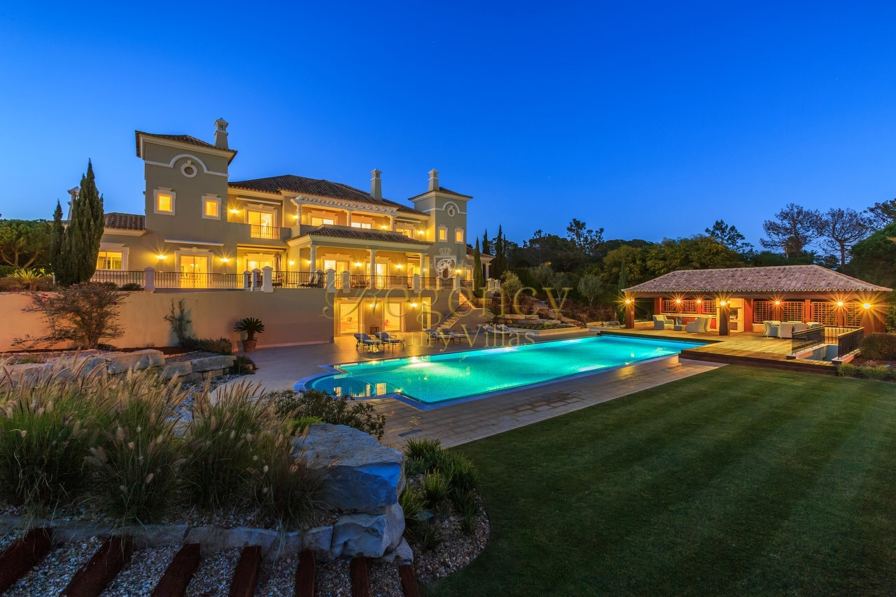 Luxury Villa To Rent 5 Bed With Countryside View In Quinta Do Lago Regency Luxury Villas 1