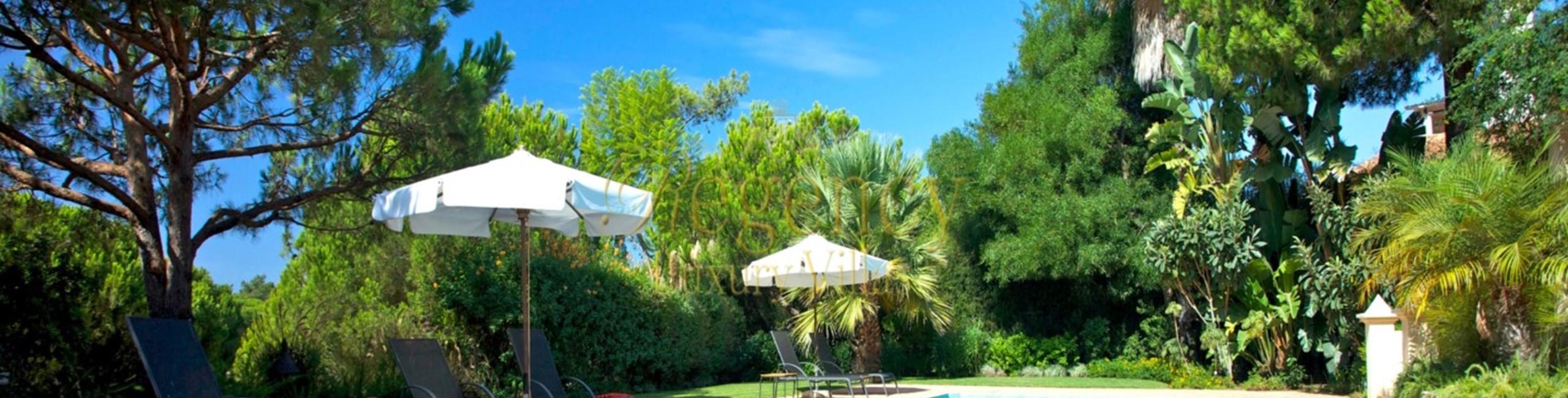 6 Bed Villa To Rent In Quinta Do Lago Algarve Regency Luxury Villas 1