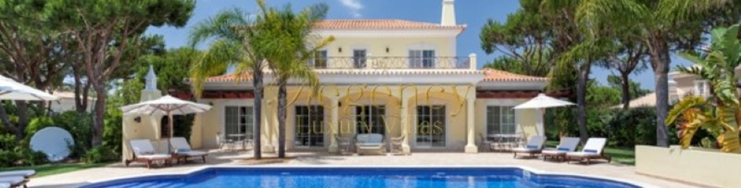 Quinta Do Lago Luxury 4 Bedroom Villa To Rent With Great Location RLV 1