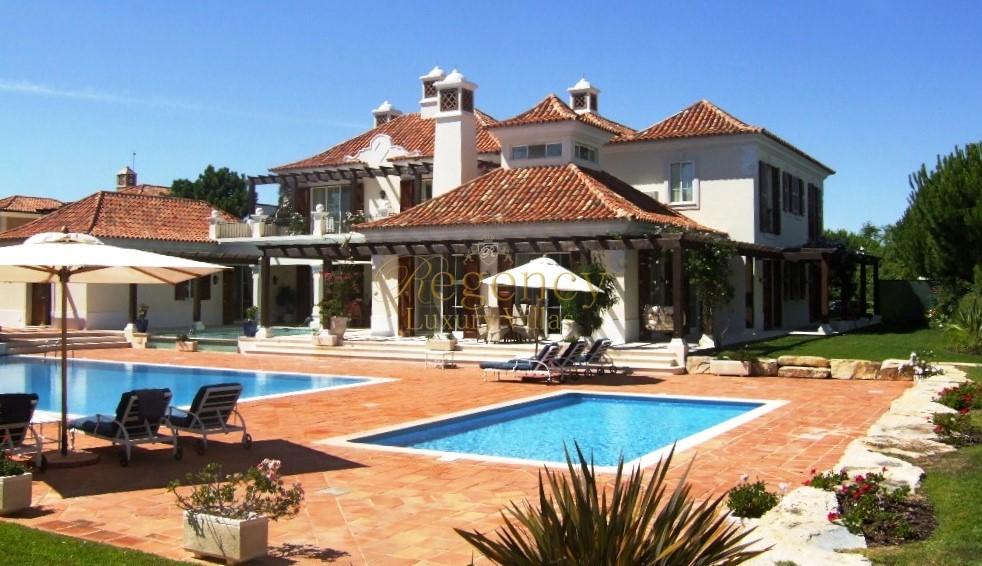 To Rent 5 Bedroom Villa In Quinta Do Lago Villa Titanium Regency Luxury Villas 1