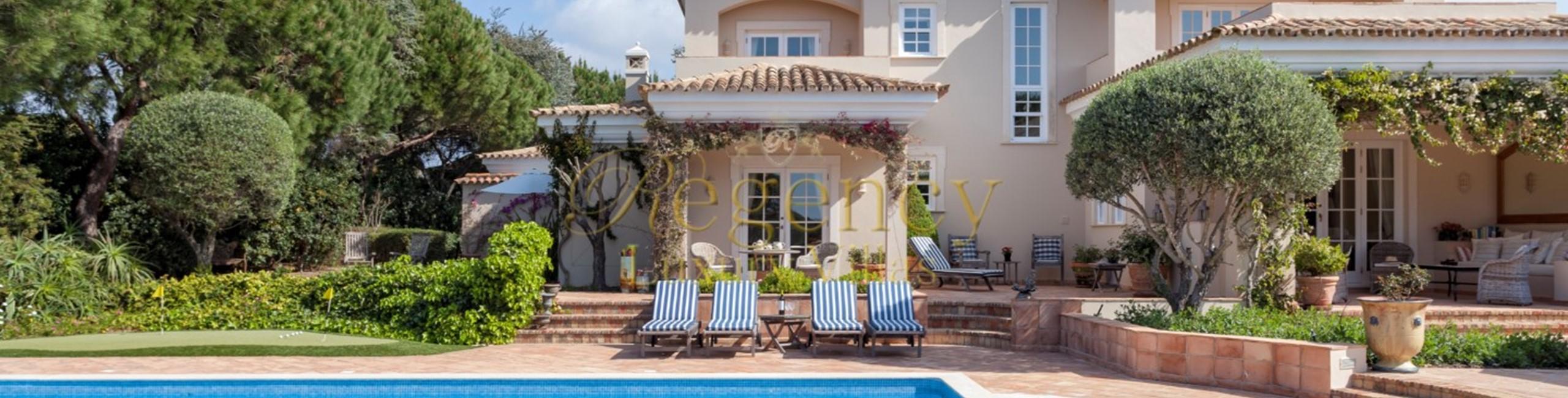 To Rent 3 Bedroom Villa In Quinta Do Lago Regency Luxury Villas 1