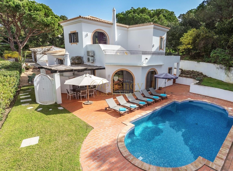 Vale Do Lobo Luxury Villa To Rent 4 Bedroom Regency Luxury Villas