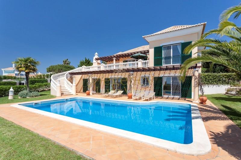 Villa To Rent In Vale Do Lobo Near The Praca Regency Luxury Villas 1