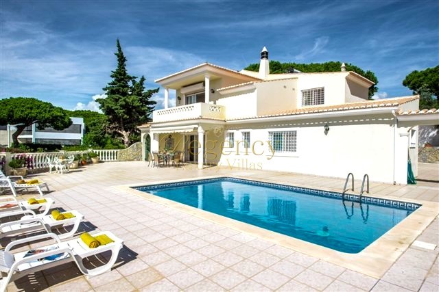 Vale Do Lobo Luxury Property Rentals 4 Bedroom With Pool Portugal Regency Luxury Villas 1