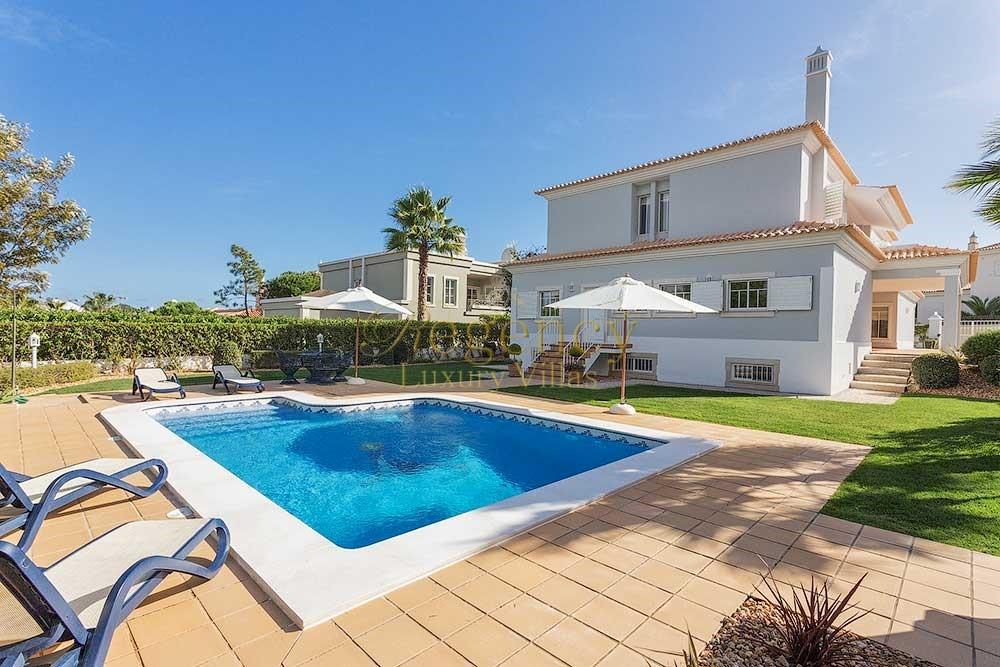 Villa To Rent Family Holidays Algarve 4 Bedrooms In Vale Do Lobo RLV 1