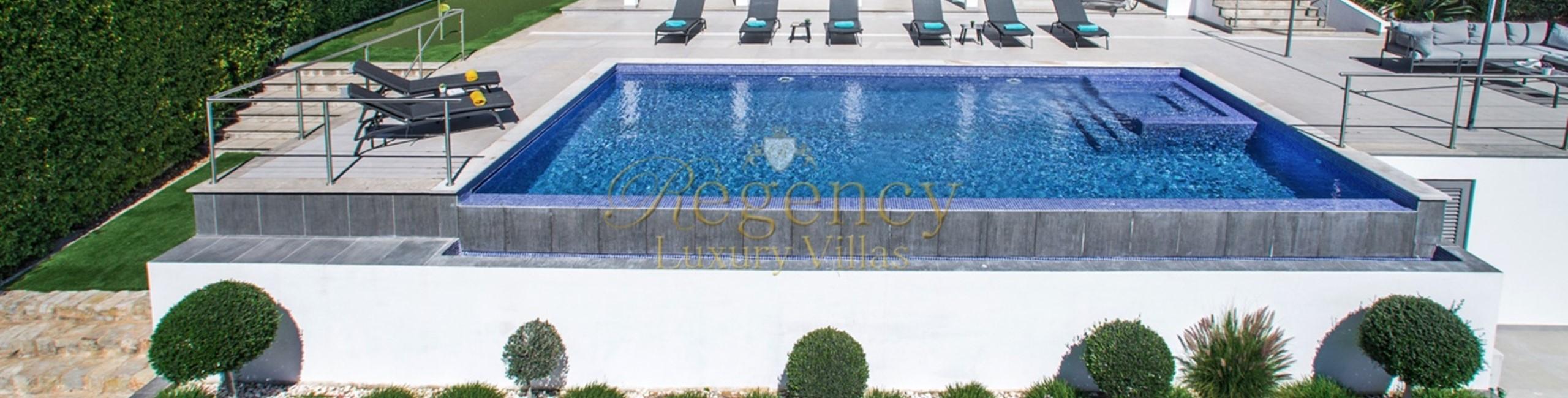 Luxury Villa To Rent In The Quinta Do Lago Resort