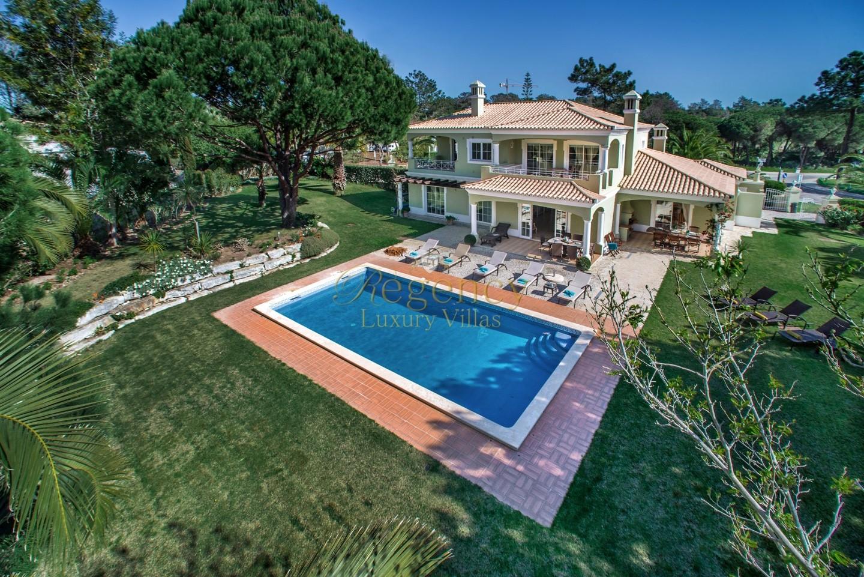 Luxury 4 Bed Villa To Rent In Quinta Do Lago Regency Luxury Villas