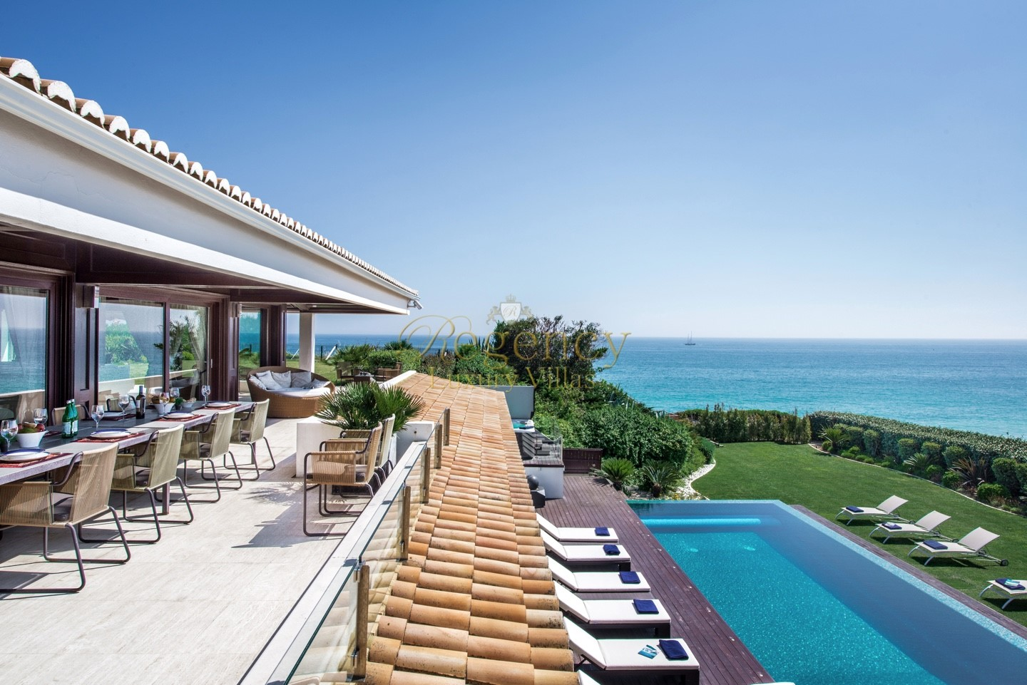 Villa To Rent With Gym Algarve Portugal