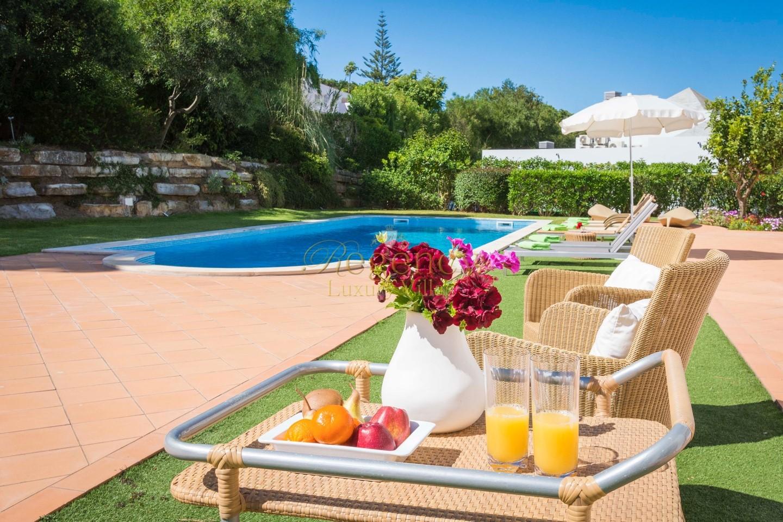 Villa To Rent Vale Do Lobo Algarve Portugal