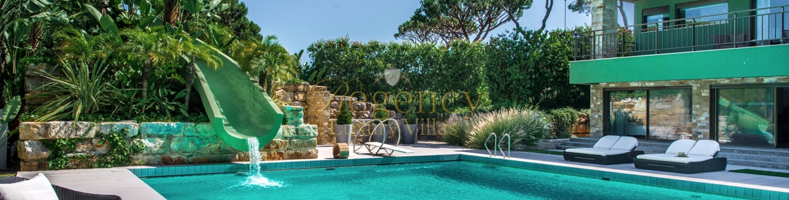 Luxury Modern Villa With Pool And Playground To Rent In Vilamoura