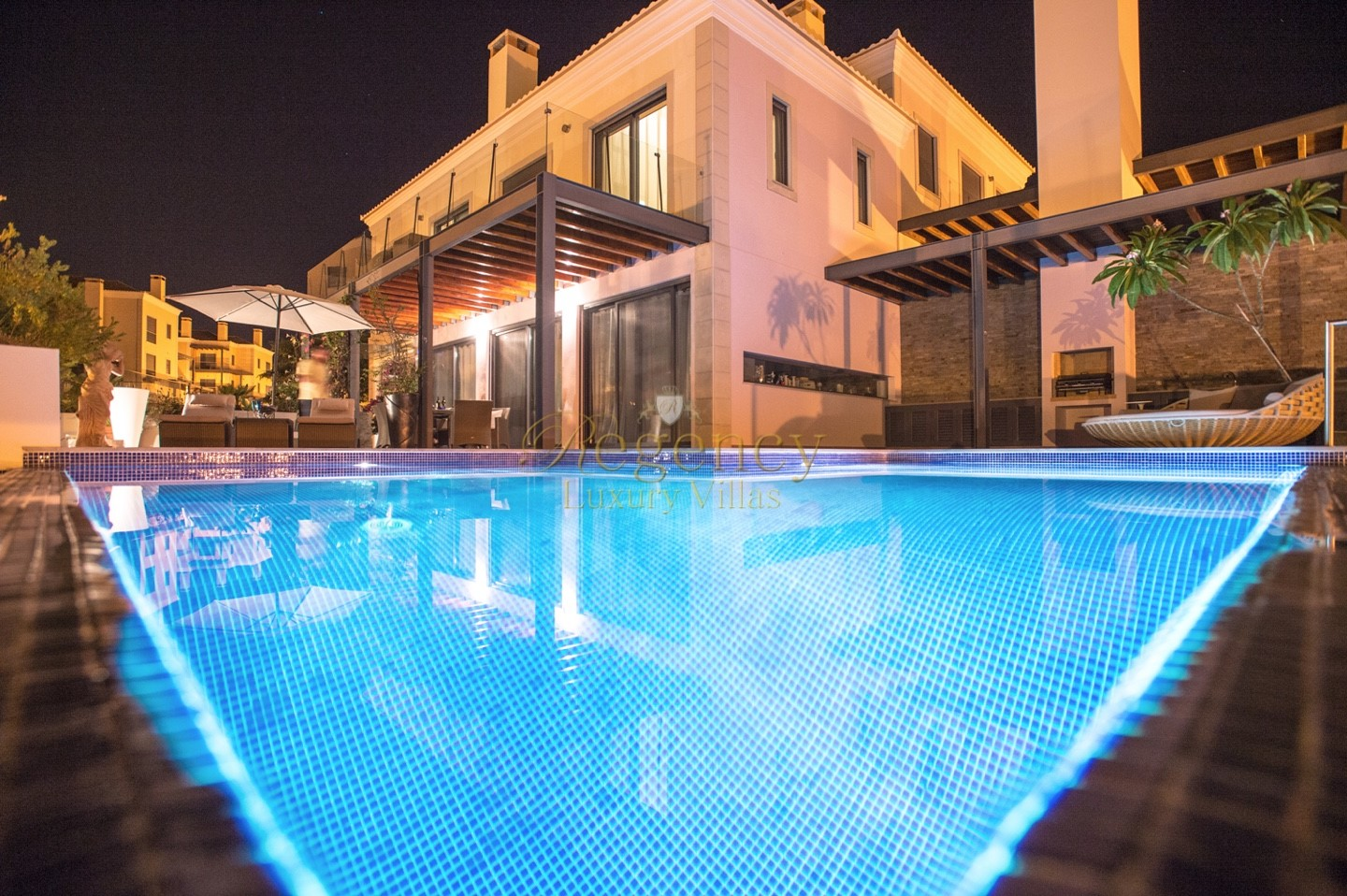 Villa To Rent In Vale Do Lobo With Games Room Portugal