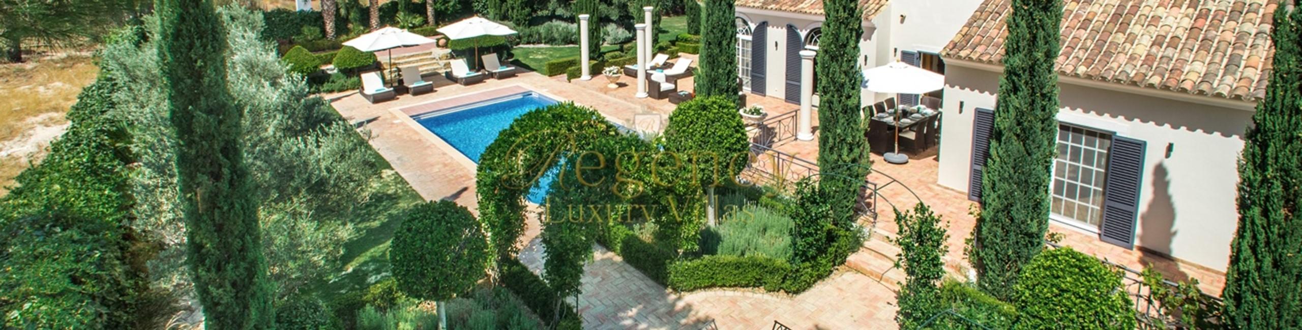 Villas To Rent 5 Bedroom In Quinta Do Lago Portugal