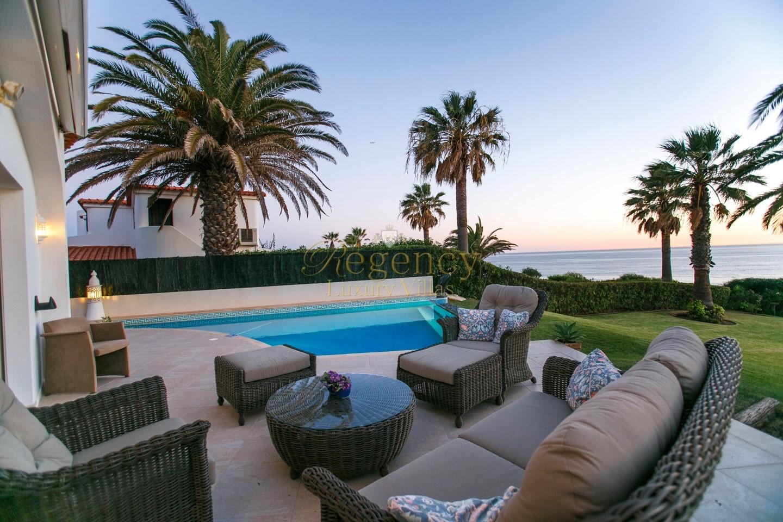 Villas To Rent With Seaview In Vale Do Lobo Algarve