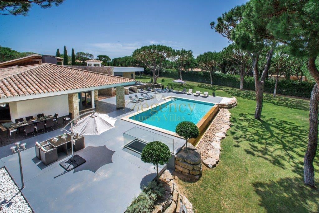 Algarve 9 Bedroom Villa To Rent Near Golf