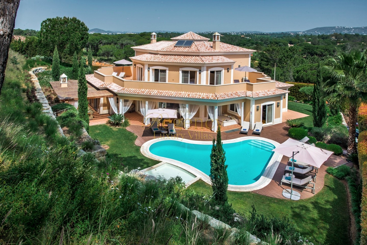 Villa For Rent In Quinta Do Lago Algarve Portugal