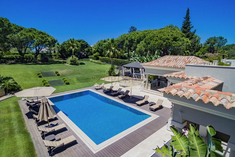 Villa To Rent In The Quinta Do Lago Resort