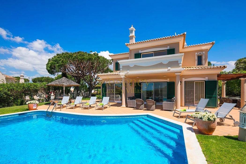 Villa Septarian Luxury Villas To Rent In Vale Do Lobo