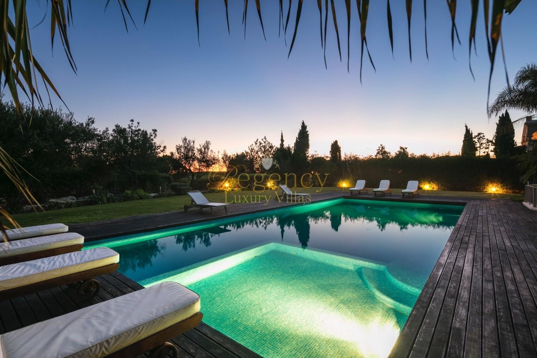 Luxury Villa Rentals In The Quinta Do Lago Resort