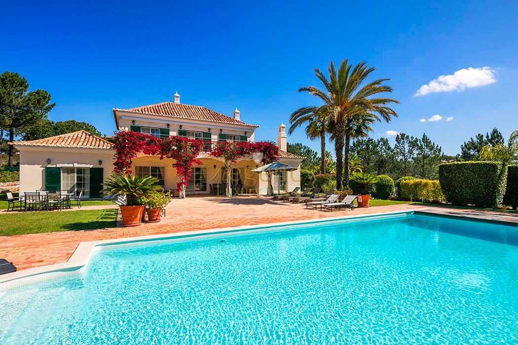 5 Bed Villa To Rent In Quinta Do Lago Algarve
