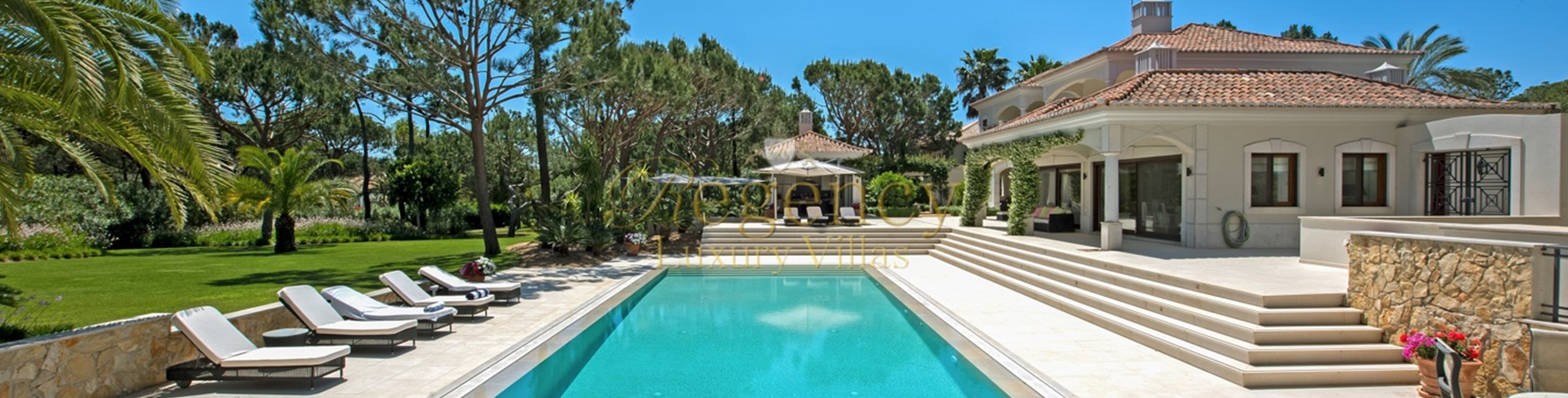 Luxury Villa To Rent In Quinta Do Lago Villa Jet 22