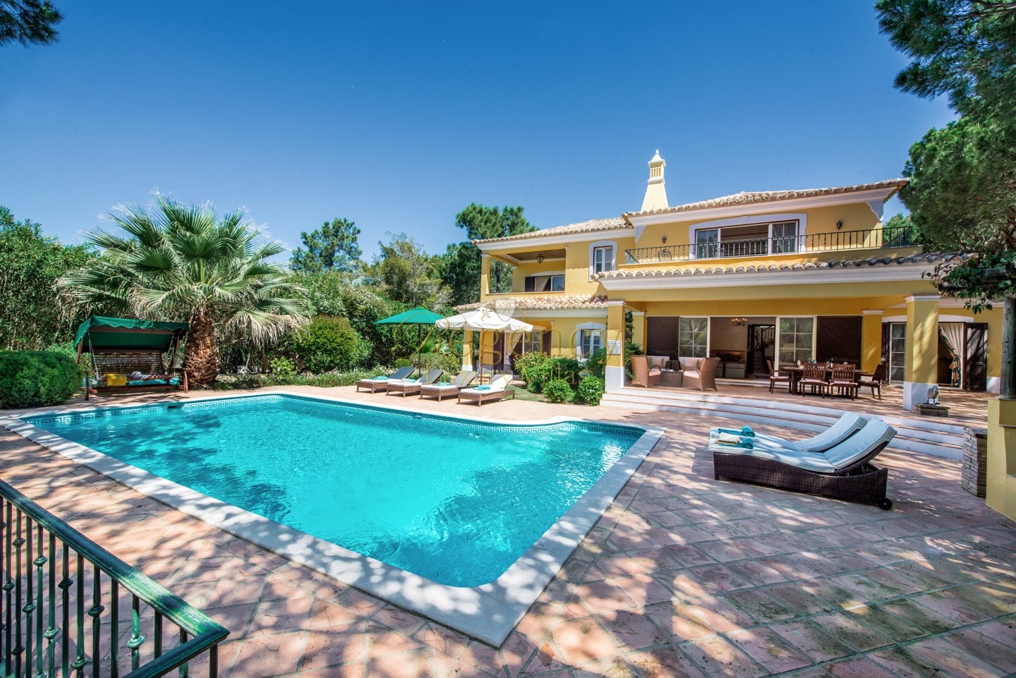 Quinta Do Lago Villa To Rent With 4 Bedrooms