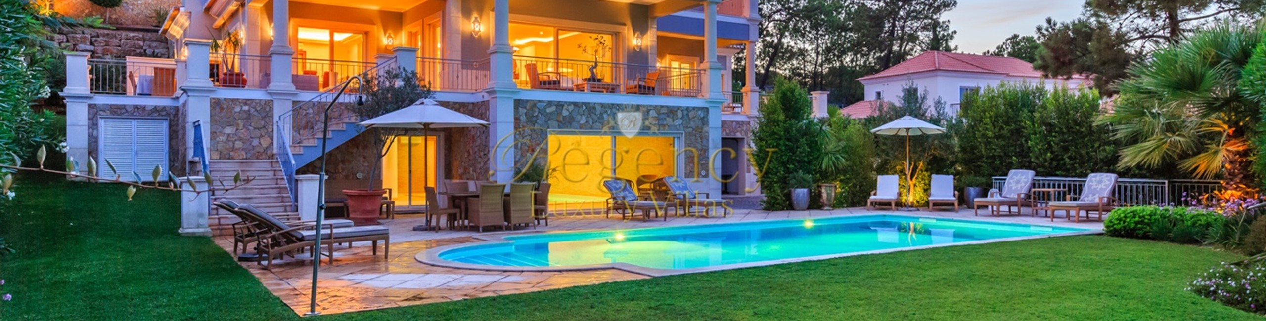 Villa To Rent In Quinta Do Lago 6 Bedroom Property With Gym
