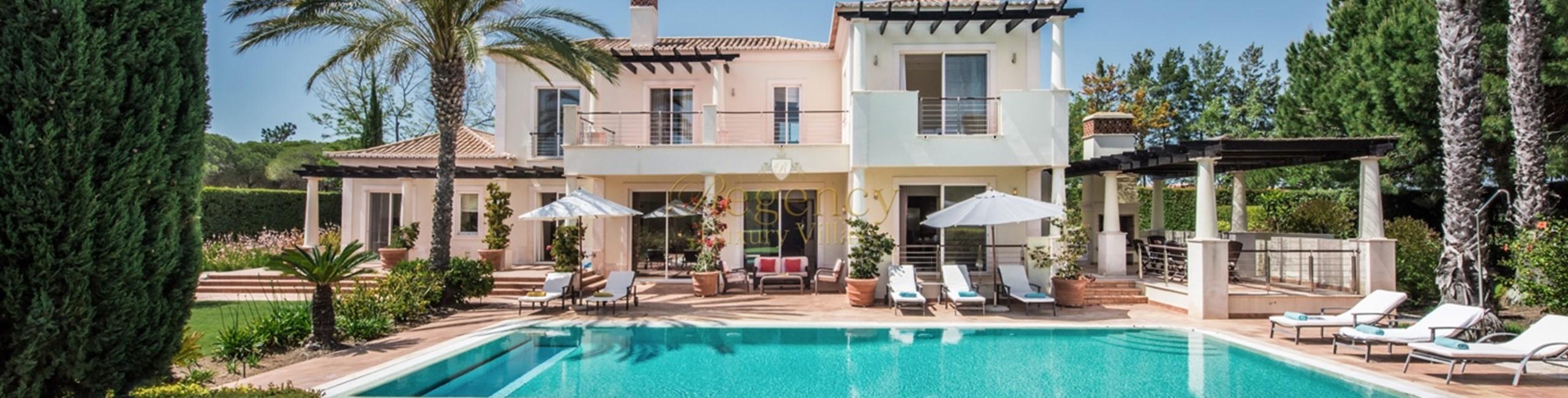 Luxury Villa To Rent With Pool Quinta Do Lago Algarve