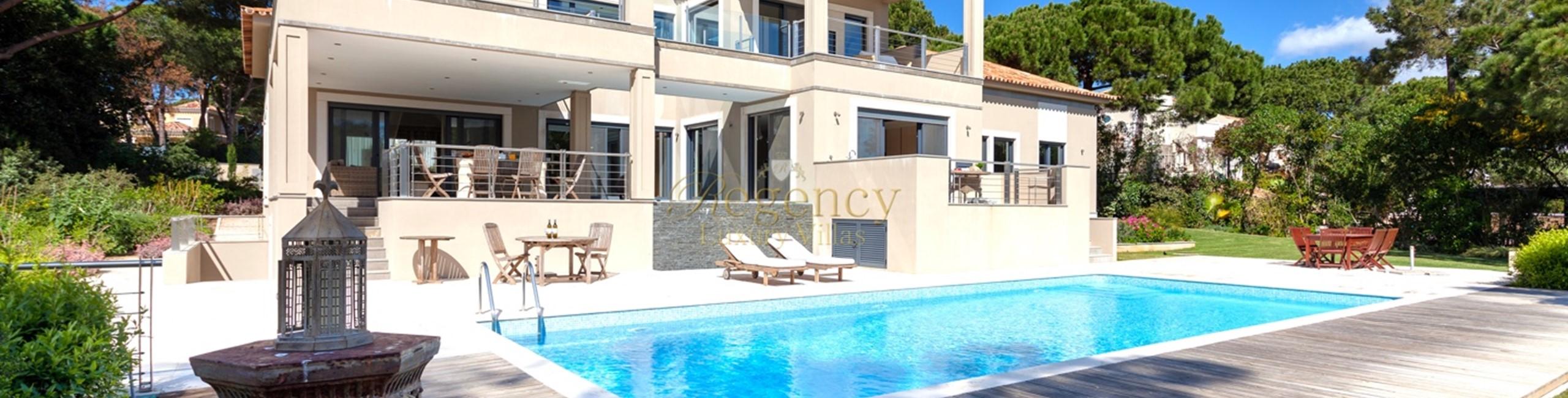 Quinta Do Lago Luxury Villa To Rent With Pool