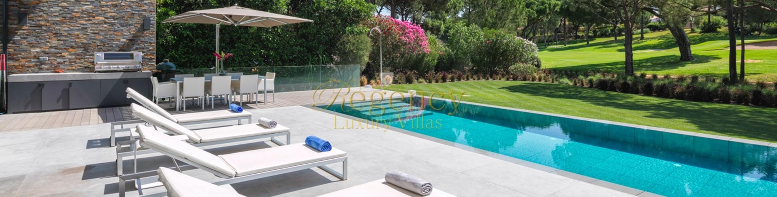 Villas To Rent In The Quinta Do Lago Resort