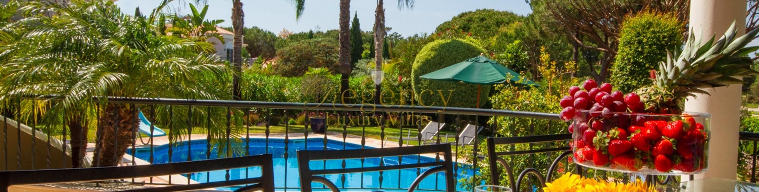 6 Bedroom Villa To Rent In Quinta Do Lago Portugal