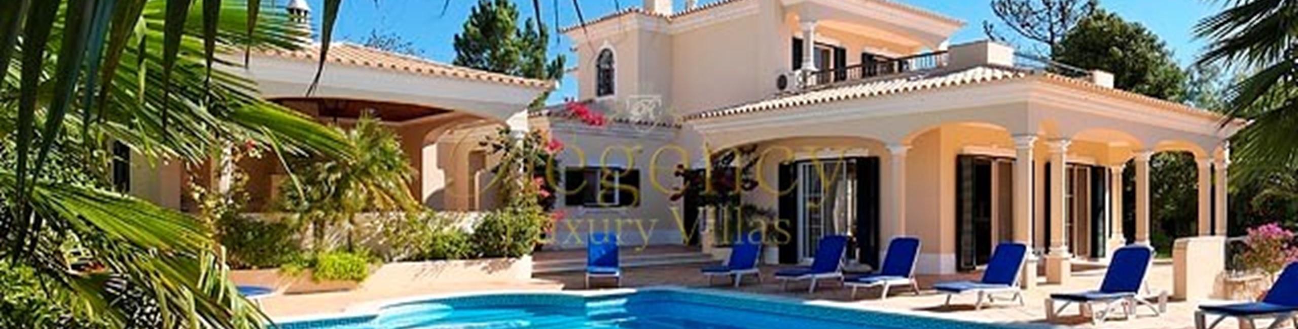 5 Bedroom Villa To Rent In Vilamoura Villa Rosolite Regency Luxury Villas 3