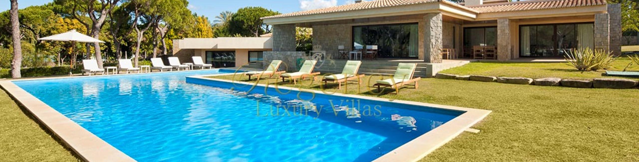 5 Bedroom Villa To Rent In Vilamoura Villa Vermarine Regency Luxury Villas 2
