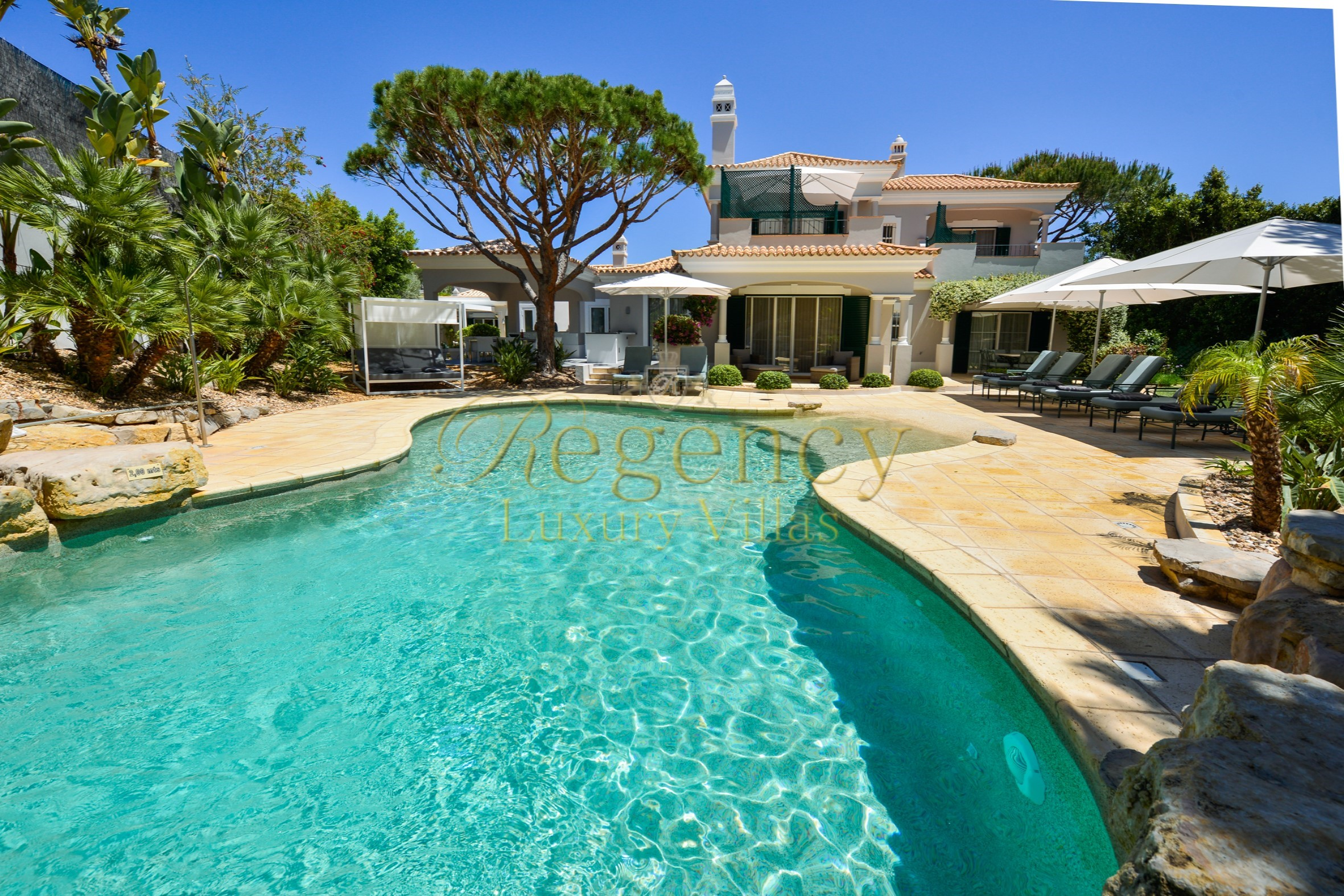 4 Bedroom Villa To Rent In Vale Do Lobo Villa Kyanite Regency Luxury Villas 21